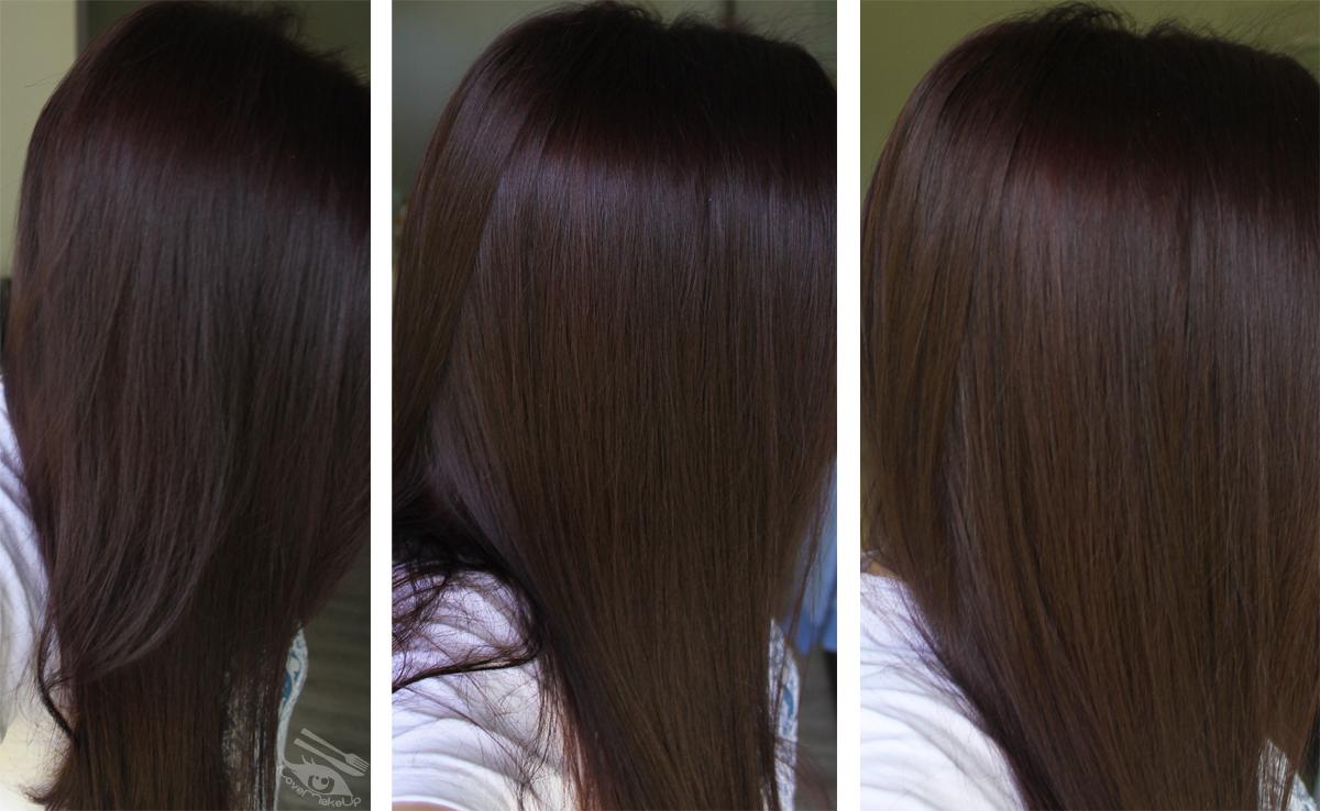 barva na vlasy na jedno umytí