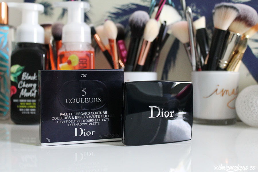Notino Dior kosmetika