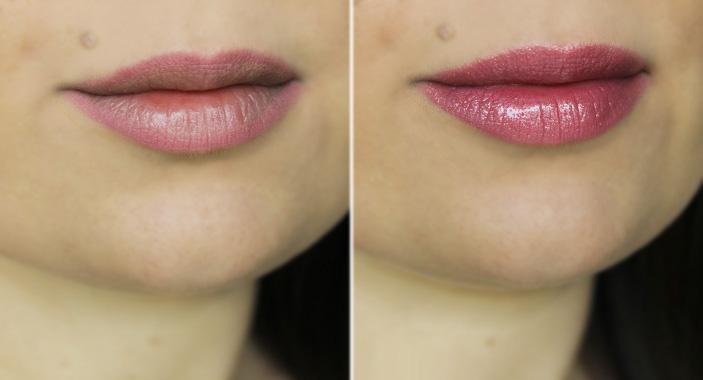 Artdeco shiny lipstick