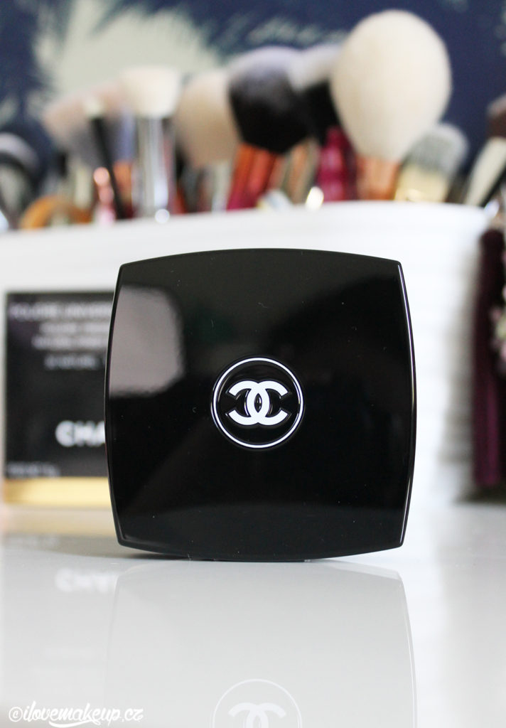 Chanel pudr