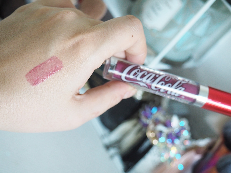 Coca Cola lip gloss