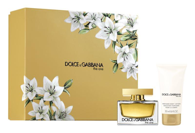 Dolce Gabbana dárková sada