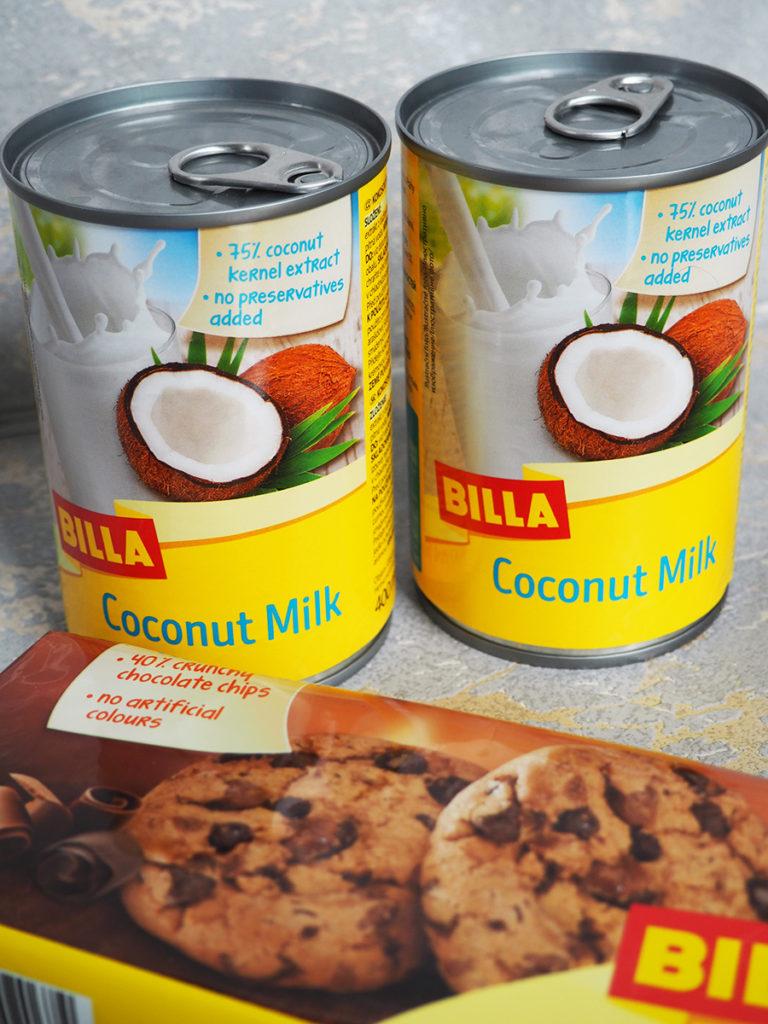 Billa coconut milk