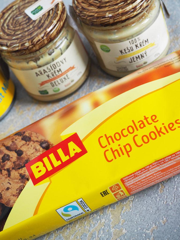 Billa cookies