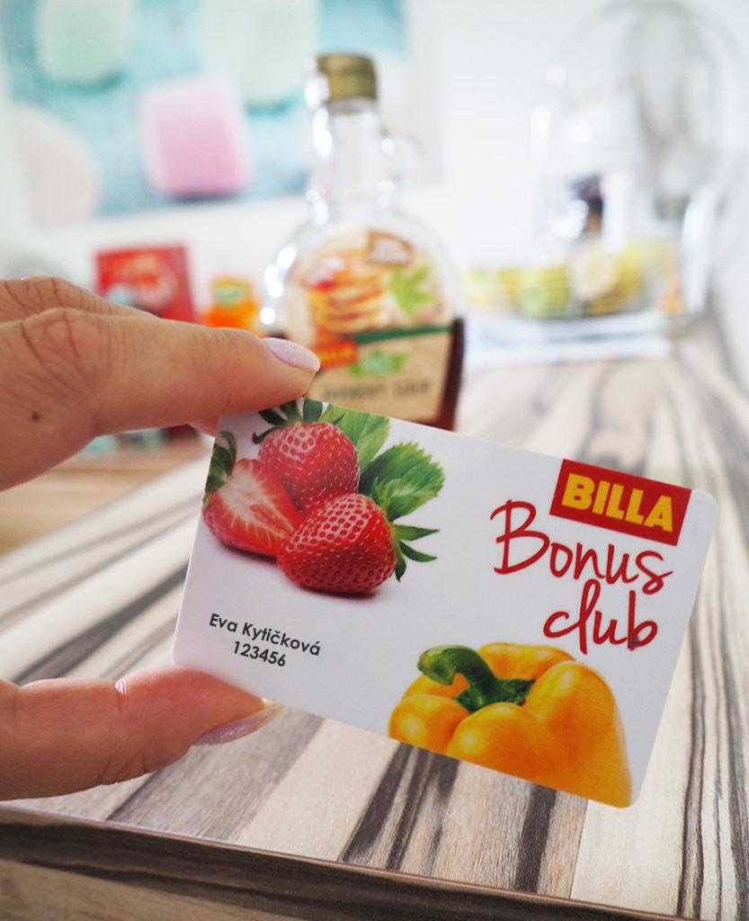 BILLA Bonus club